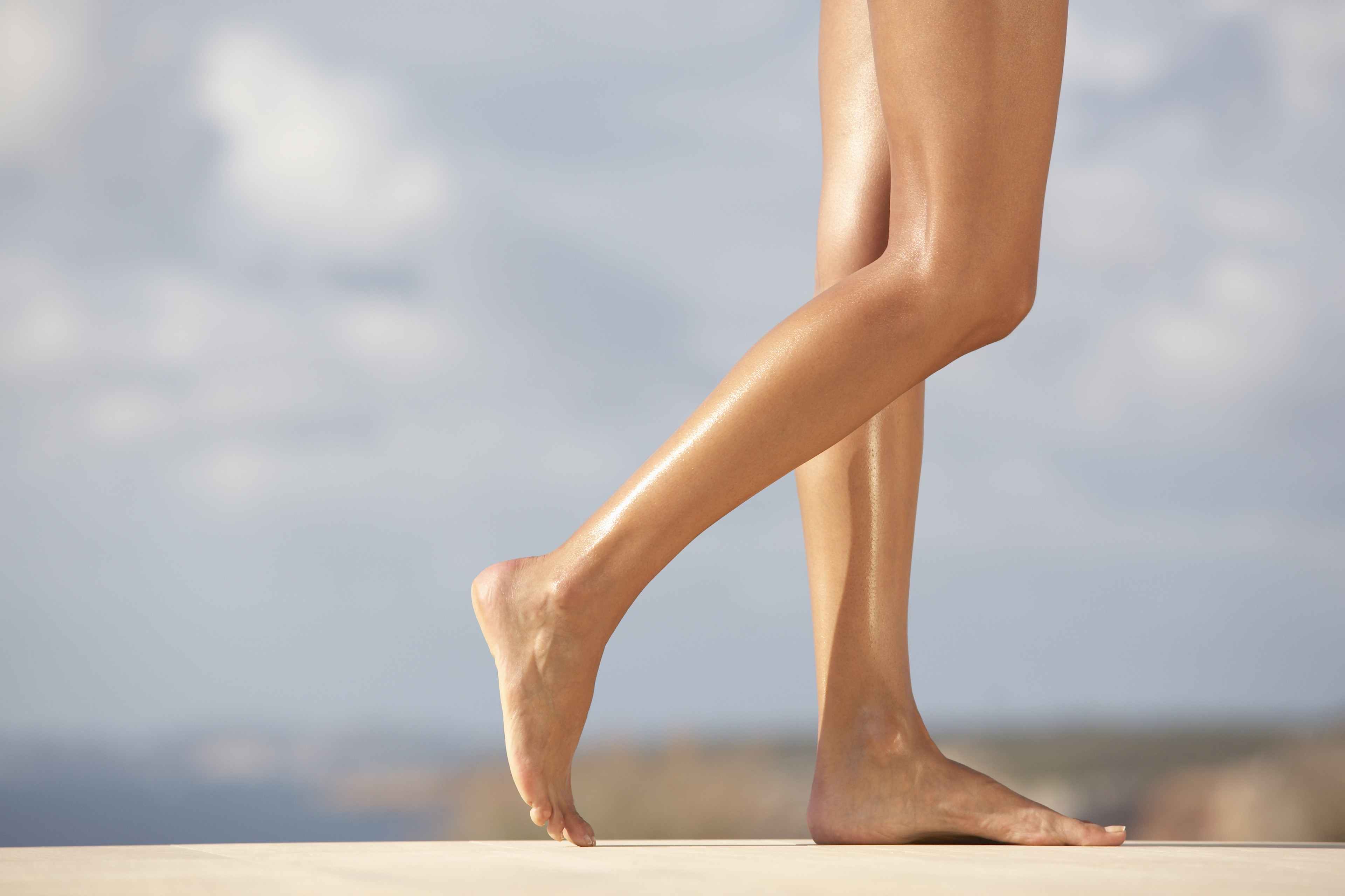 Стройные ноги в домашних условиях фото
